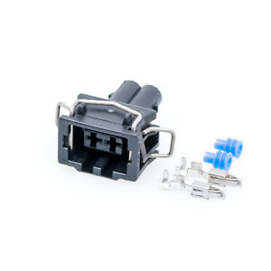 Kit-1x-Stecker-fuer-VW-Audi-Seat-Skoda-Mercedes-357972752-Reparatur-Hupe-Blinker