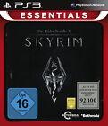The Elder Scrolls V: Skyrim -- Essentials (Sony PlayStation 3, 2014, DVD-Box)