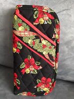 Vera Bradley Hens N Holly Double Soft Eyeglass Case - Without Tags