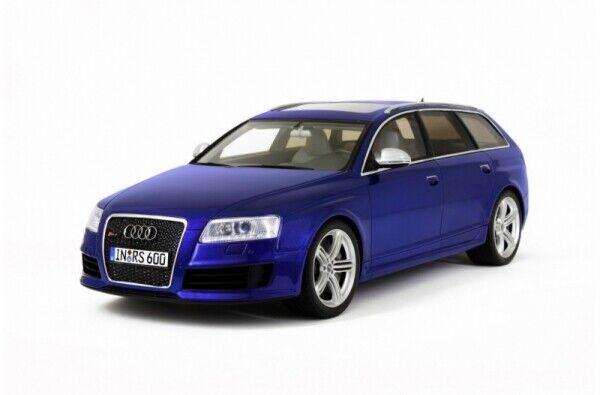Otto models 122 audi rs6 avant c6 2008-2010 1 18 blu 1 1500