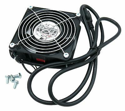 CNAweb Network Cabinet Computer Cooling Fan 120x120x38mm AC 110-120v