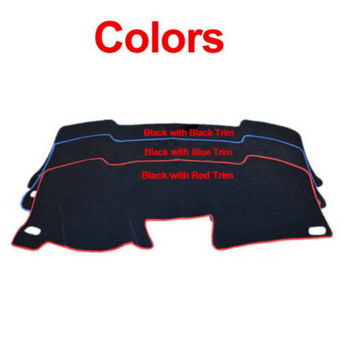 Car Dash Mat Dashboard Cover Carpet DashMat For Honda CRV CR-V 2017 2018 2019