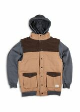 Matix Asher Bedford Fleece Jacket (L) Rubble