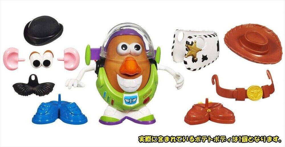 Compra calidad 100% autentica Juguete Story Mr. Potato Head Cubo amigos figura de de de acción 19 Piezas Body 1 F S Japón  bienvenido a comprar