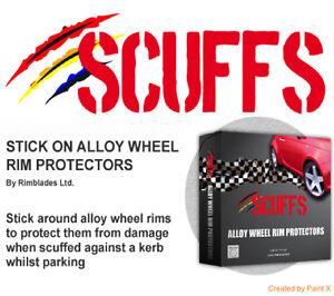 Scuffs-by-Rimblades-Felgenschutz-Styling-Felgenschutzringe-Rim-Protector-ROT-RED
