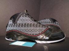 pretty nice f8ddd c97b2 2008 Nike Air Jordan XX3 XXIII 23 BLACK RED STEALTH GREY WHITE 318376-001 OG