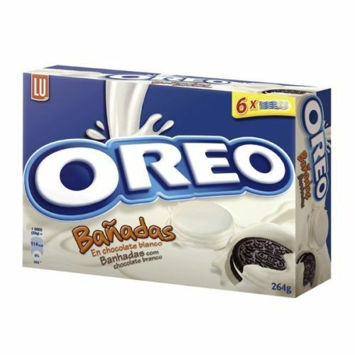 Oreo Cookies Covered White Or Milk Chocolate Free Pp Great Flavour Gift