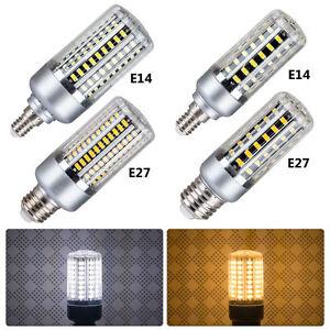 e14 e27 led ampoule led lampe ma s 5w 10w 15w 20w 25w 5736 smd es ses nouveau ebay. Black Bedroom Furniture Sets. Home Design Ideas
