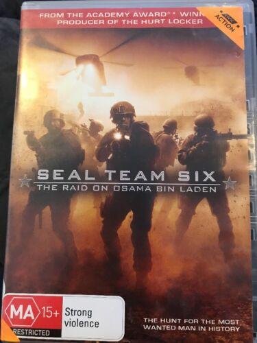 1 of 1 - Seal Team Six - The Raid on Osama Bin Laden (DVD, 2013) Free Post!