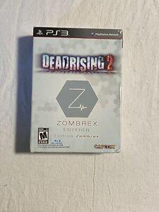 Dead Rising 2 -- Zombrex Edition (Sony PlayStation 3, 2010)