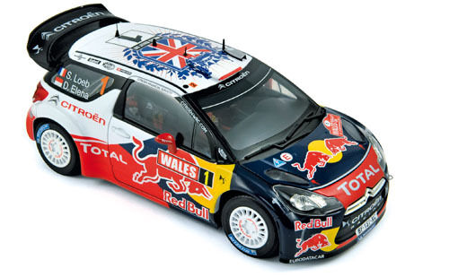 1 18 NOREV CITROEN DS3 WRC  World Champion Rallye GB 2011  Loeb   Elena 181557
