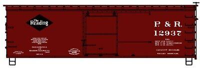 Acurail  HO Santa Fe 36/' Dbl Sheath Wood Boxcar ACU80971