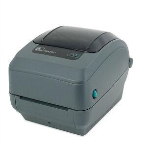 Label Printer Zebra GX420t GX42-102420-000 Ethernet Epl Zpl Multi-If