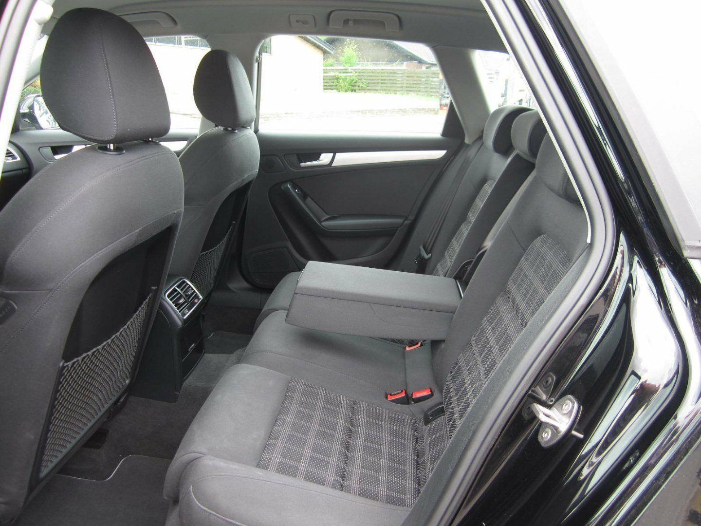 Brugt Audi A4 TFSi 180 Avant quattro i Solrød og omegn