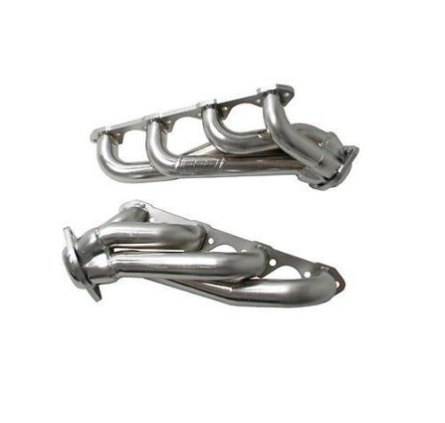 94-95 Ford Mustang GT BBK Performance Chrome UnEqual Length Exhaust Headers 1525
