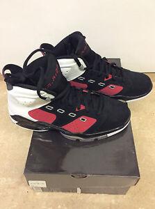 10 Nero 2010 5 confezione 428817 Carmine 823229140360eac5d28c1f1511d513db14f24eb56870 002 6 Bianco Rosso 17 23 Nike Jordan Nuovo Air nella xrtChdQs