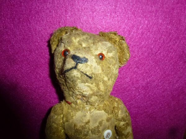 Alter Petz Teddybär Petz Bär Teddy Antik ? Dachbodenfund ! Preisvorschlag !