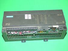 Siemens CPU 214 Simatic S7-200 PLC 6ES7 214-1AC01-0XB0 Control Module
