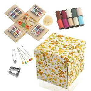 Image Is Loading Designer Storage Box Basket Variety Set With Thread