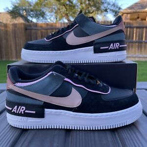 Details about Nike Air Force 1 Shadow RTL Black Arctic Pink CU5315-001 Size 12⚡SHIPS FREE FAST