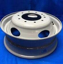 "2005-2016 Ford Super-Duty F450SD F550SD 19.5""x6 Steel Wheel Rim 10 Lug 5 Slot"