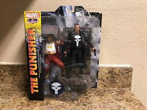 THE-PUNISHER-special-edition-figure-MARVEL-SELECT-2002-Diamond-Select-Toys-NEW