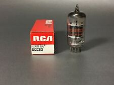 RCA 12AX7A ECC83 NOS NIB