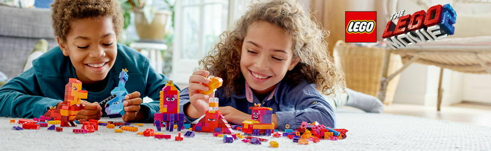 LEGO® The LEGO® Movie™ Movie™ Movie™ 2 Königin Wasimma Si-Willis Bau-Was-... 455 Teile 70825 0ebedc