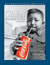 Global Marketing Paperback Keegan Green Marketing Management Textbook Branding