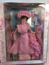 Mattel Barbie as Eliza Doolittle in My Fair Lady - 1995 Pink Organza