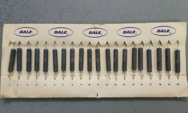 Wirewound Resistors SMD 1watt .1ohm 1/% 10 pieces