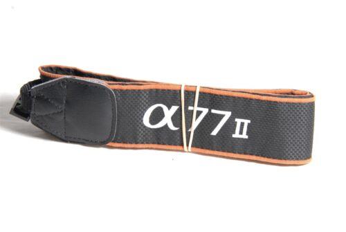 Sony Alpha A77 II Genuine Camera Neck Strap For SLR DSLR