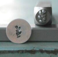 Supply Guy 6mm Leaf Vine Metal Punch Design Stamp Sgch-44