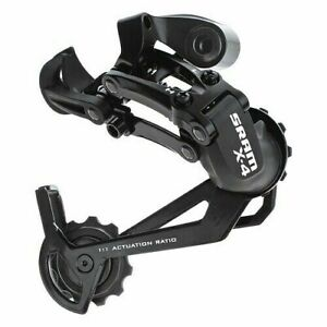 New-SRAM-X4-Mountain-Rear-Derailleur-7-8-9-speed-Medium-Cage