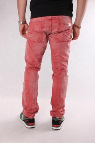 REPLAY m983 510 384 060 Waitom Colore Rosa Jeans Uomo