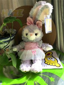 """Disney Duffy friends Stella Lou Costume set stuffed toy Plush Gift 17/"""""""