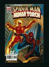 SPIDER-MAN & lthuman Torch US MARVEL COMICS vol.1 # 5of5/'05