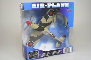 NewRay-Hobby-Dax-Air-Plane-Aeroplane-Spite-Fire-Clockwork-Mechanism-1-48-New