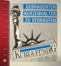 Aufkleber/Sticker: Kurz & Fündig - Kostenlose Private Kleinanzeigen (18041655)