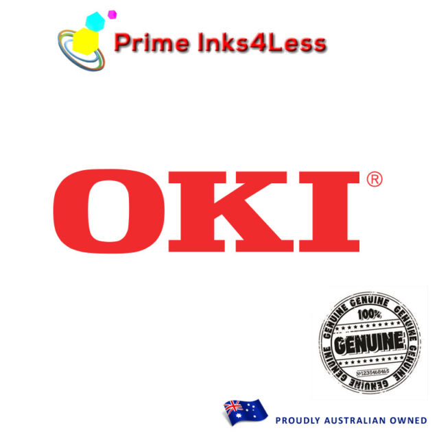 OKI Genuine 44707401 DRUM UNIT Fo B820 - 30,000 Pages