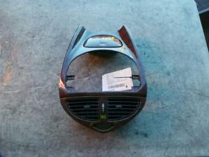 CITROEN-C5-AIR-CON-CENTRE-DASH-VENTS-WITH-WOODGRAIN-SURROUND-amp-ASHTRAY-01-12-04