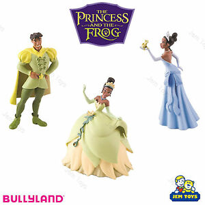 Disney The Princess and The Frog Figures Figurines Toy Cake Toppers ...