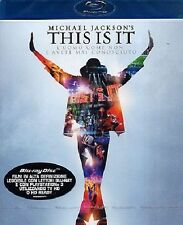 This Is It - Michael Jackson (Blu-Ray) SONY PICTURES