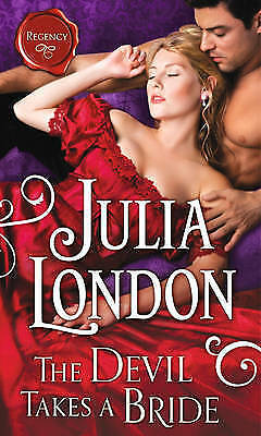 """""""AS NEW"""" The Devil Takes A Bride (Special Releases), London, Julia, Book"""