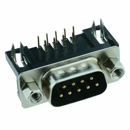 9 15 25 Way Male Female D Connecteur Horizontal Plug Socket D Sub