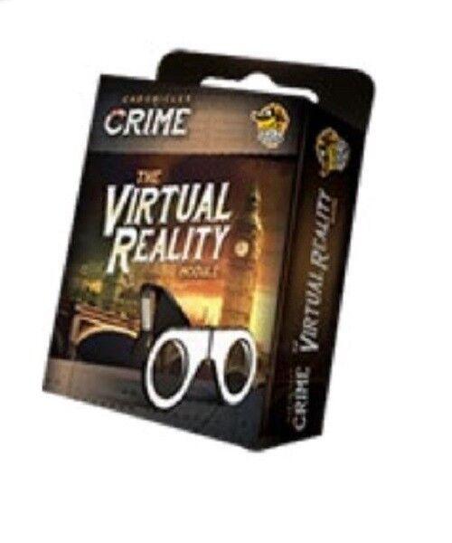 Crónicas Del Crimen Juego de Mesa - Realidad Realidad - Virtual Módulo 5d6275