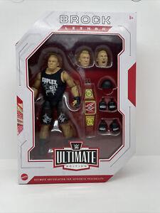 Brock Lesnar WWE Elite Edition Action Figure