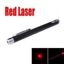 Red Laser Pointer Pen Style Beam Light Presentation -1mw Cat Dog Animal Toy