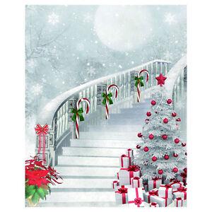 image is loading thin vinyl studio christmas backdrop photography photo background