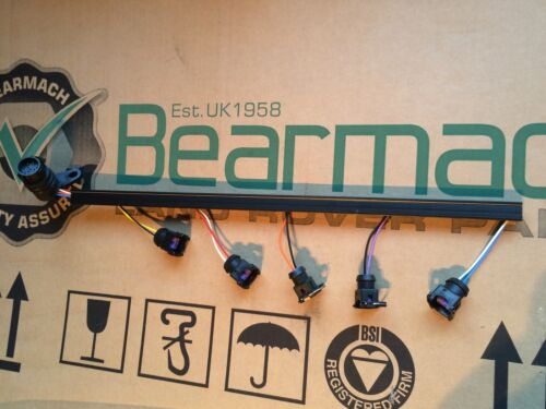 Bearmach Land Rover Defender /& Disco TD5 Injector Wiring Harness Loom AMR6103R